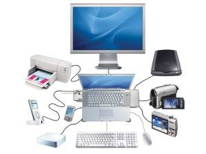 Componentes del hardware computaci n 1 for Elementos de hardware