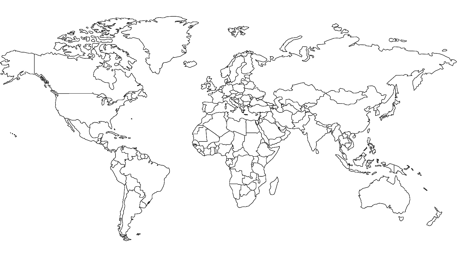 Continentes y Ocanos  Geografa