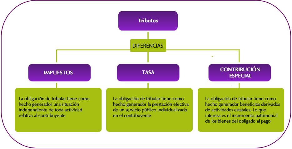 Qu diferencias y similitudes hay entre los tributos for Diferencia entre licencia de apertura y licencia de actividad