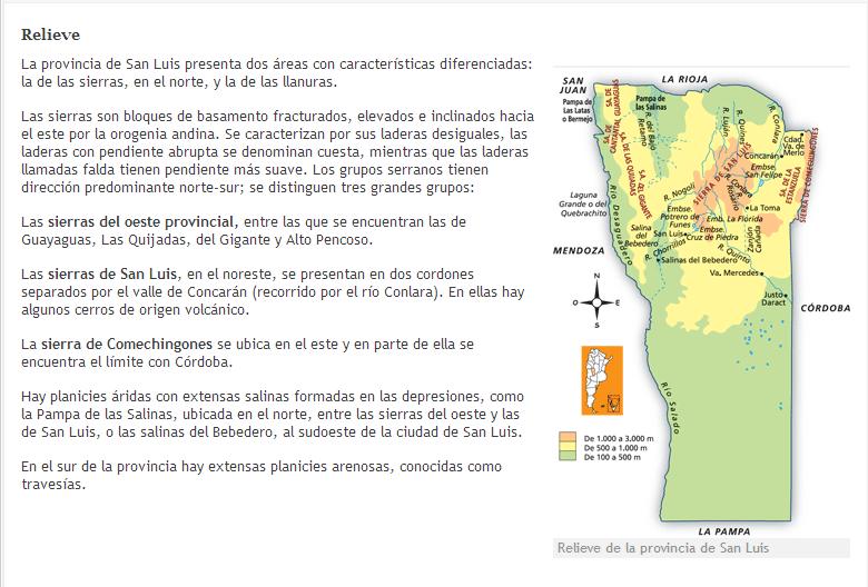 text_san_luis_relieve Curriculum Vitae En Argentina on resume or, ejemplos de, what is, high school, formato de,