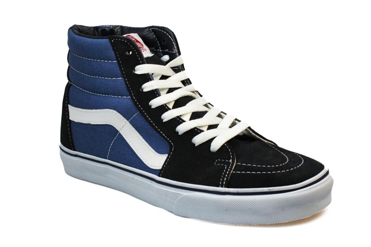 zapatillas vans hombre botitas